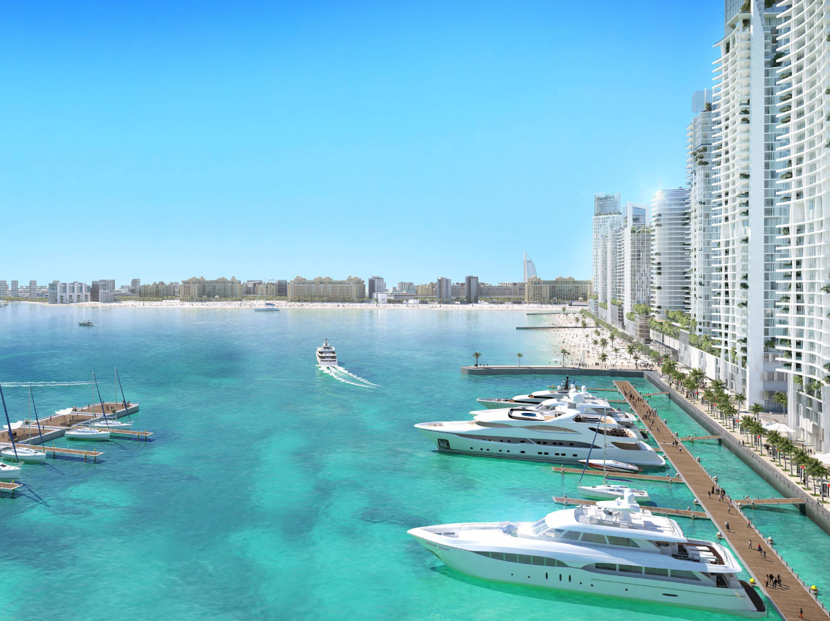 Beach Vista on EMAAR Beachfront